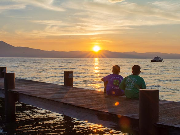4-H camp at lake tahoe